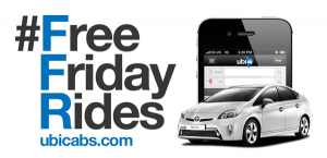 Free Friday London Taxi
