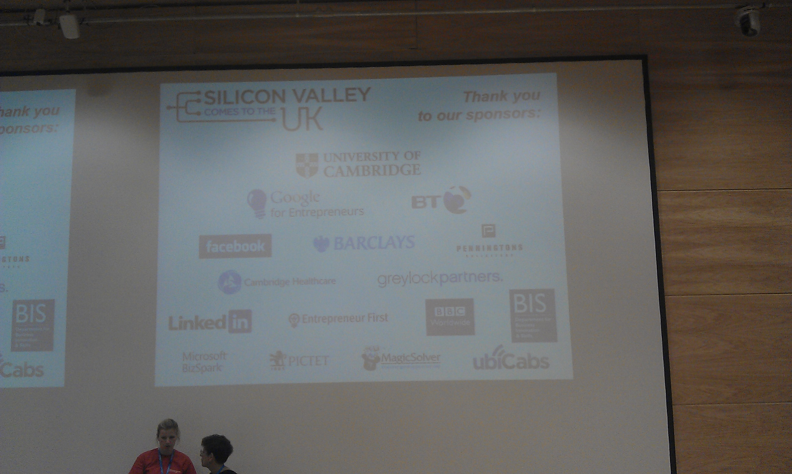 Silicon Valley Comes to the UK