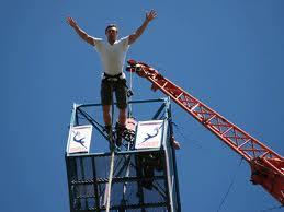 bungee jumping: ubiCabs